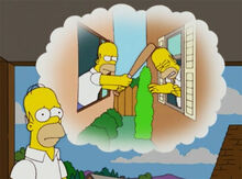 Homers vizinhos