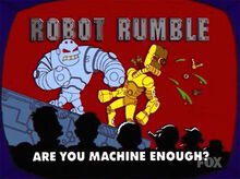 Robot rumble