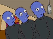 Blue man group avat1