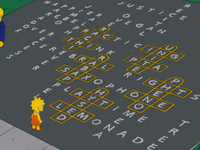 Lisa's Crossword