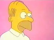 Primeira aparição de Homer