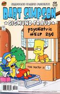 Bart Simpson-Sigmund Fraud