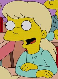 Becky (Springfield Elementary Student)