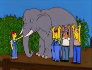 E-I-E-I-(AnnoyedGrunt) Elephant&Farmers