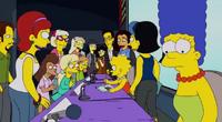Marge zapomniana przez fanów