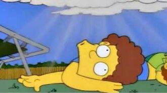 The Simpsons - Trampoline Nightmare
