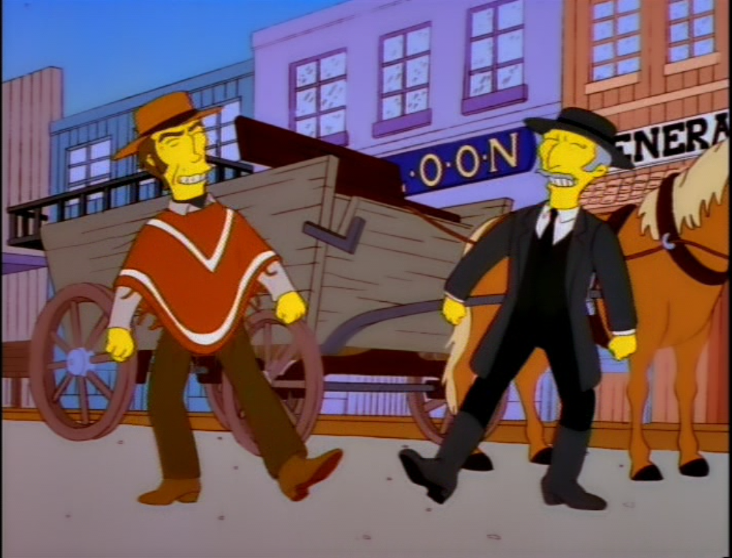 All Singing All Dancing  Simpsons Wiki  FANDOM powered by Wikia