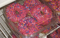 MMM Package of Simpsons Donuts