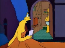 Marge pelada poema homer