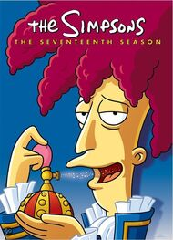 Season 17 DVD