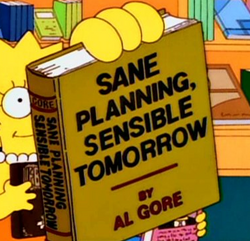 Sane Planning, Sensible Tomorrow