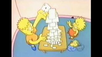 The Simpsons Shorts- House Of Cards