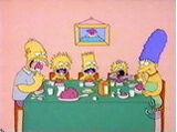 Comendo o Jantar