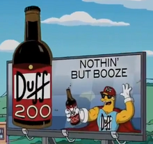 Nothin' but Booze