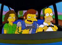 Snake, Gloria i Homer