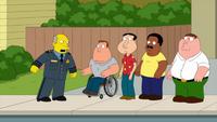 Chalmers' Cop Bro