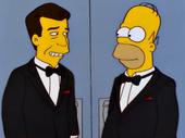 Mel Gibson-Homer Simpson