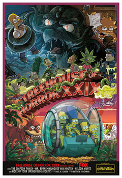 Treehouse of Horror XXIX