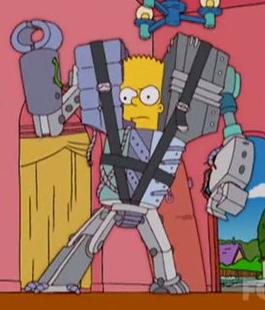 Cyborg Bart | Simpsons Wiki | FANDOM powered by Wikia