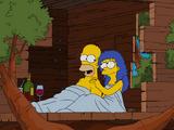 De Volta ao Acampamento do Krusty