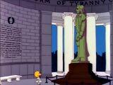 Lisa va à Washington