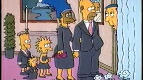 Simpsons Shorts-MG14 The Funeral (FROM ORIGINAL AIRING ON FOX)-0