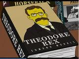 Theodore Rex - Livro