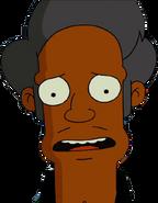 Apu Nahasapeemapetilon in The Simpsons Movie