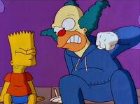 Bart the Fink