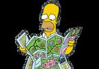 Homer mappa