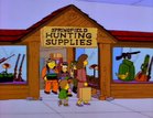 Hunting supplies