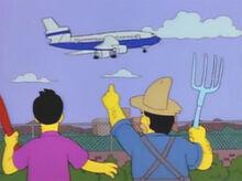 North haverbrook avião lanley