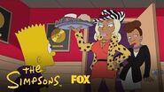 Praline Surprises Bart Season 28 Ep