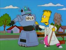 Robby the automaton thoh VIII