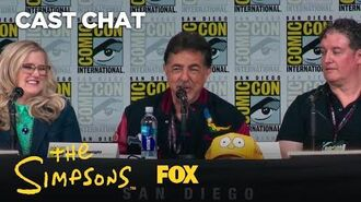 THE SIMPSONS Panel At Comic-Con 2017 Season 28 THE SIMPSONS