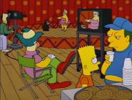 Tina Ballerina - Bart Gets Famous 1