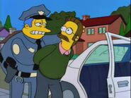 Homer Loves Flanders 80