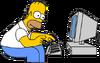 Homer computador