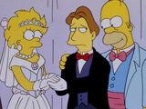 O casamento de Lisa