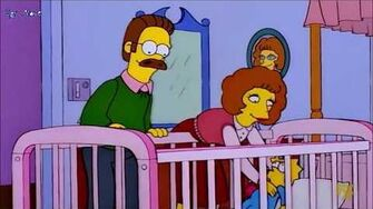 The Simpsons Maude Ned Flanders - We Got You Babe (Sub Ita)