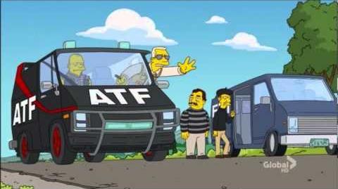 A-Team da Finlândia - Os Simpsons