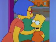 Bart's Friend Falls in Love 91
