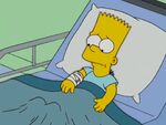 Bart's arm paralyzed
