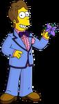 Prom Date Homer