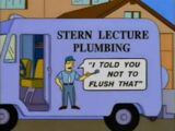 Stern Lecture Plumbing