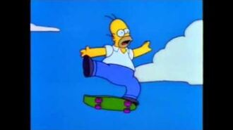 The Simpsons Bart the Daredevil - Homer Jumps Springfield Gorge Uncut