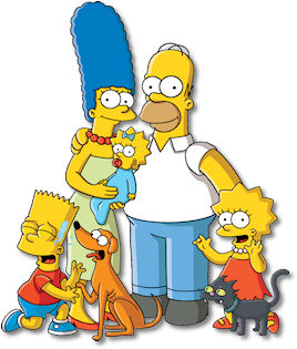 The Simpsons Simpsons FamilyPicture