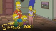 The Simpsons Visit The Hall Of Vice Presidents Season 30 Ep