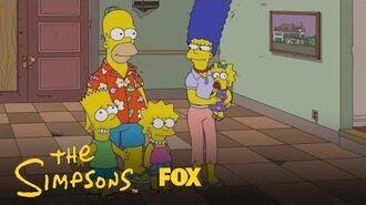 The Simpsons Visit The Hall Of Vice Presidents Season 30 Ep. 10 THE SIMPSONS