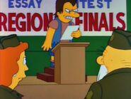Mr. Lisa Goes to Washington 30